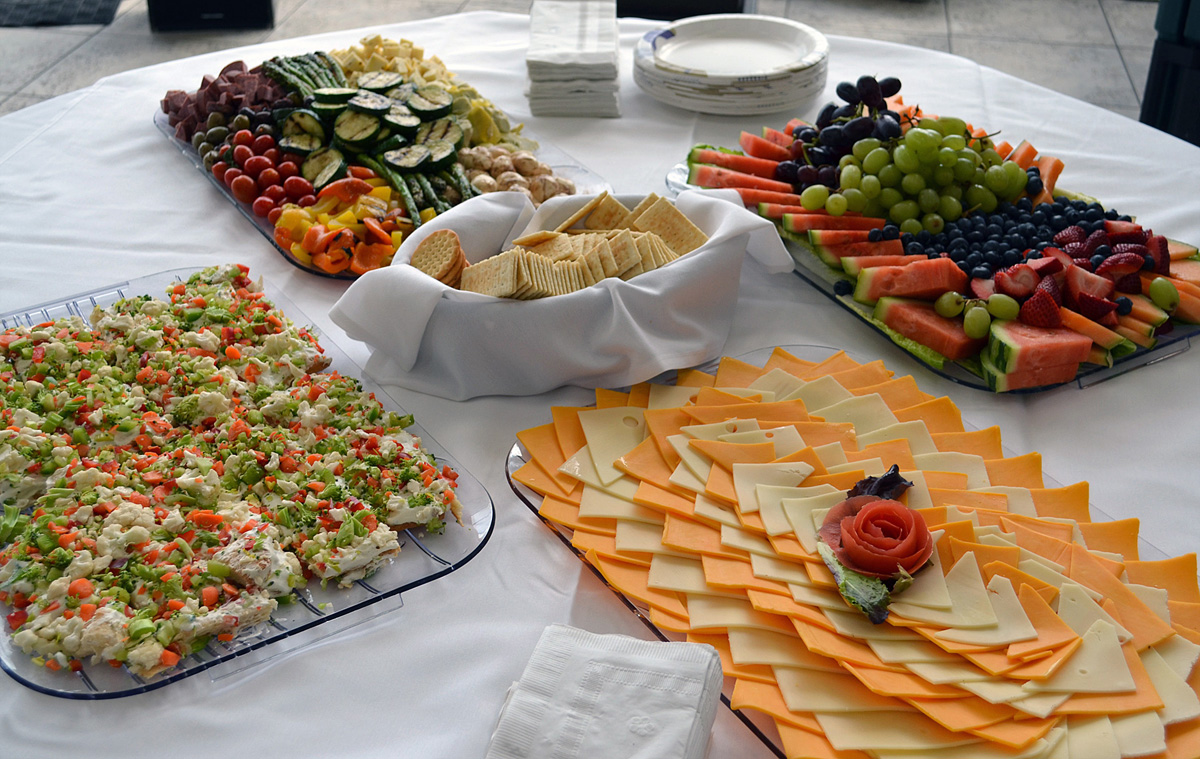 Milwaukee Grills' Banquets & Catering Services