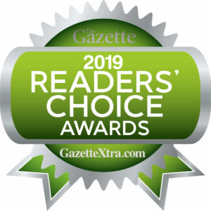 Gazette Readers Choice 2019